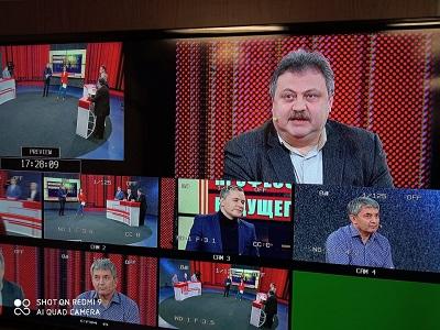ГТРК «Волгоград-ТРВ»: Программа «Общественная экспертиза». Профессии будущего