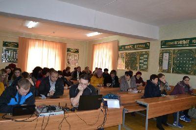 В Себряковском филиале ВолгГАСУ состоялся День открытых дверей