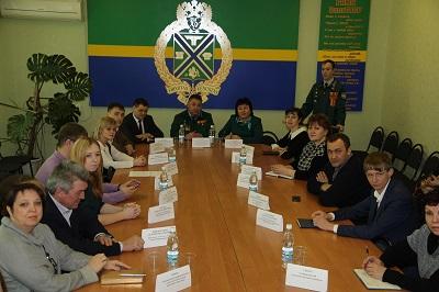 В СФ ВолгГАСУ создан филиал ВРО «Российские Студенческие Отряды»