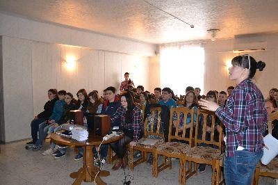 Студенты Себряковского филиала ВолгГАСУ приняли участие в Интерактивных площадках