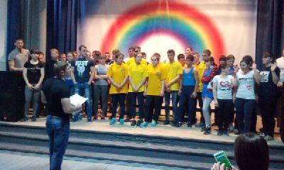 Соревнования по армспорту в зачет 5-ой студенческой спартакиады г.Михайловка