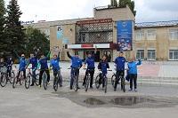 Велопробег в рамках проведения Европейской недели мобильности и «Всемирного дня без автомобиля»