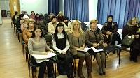 Родительское собрание 1 курса в отделении СПО