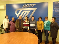 Визит представителей Волгоградского государственного технического университета