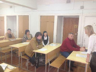 Заседание педагогического совета отделения среднего профессионального образования