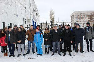 Экскурсия в пожарной части №30 г. Михайловки