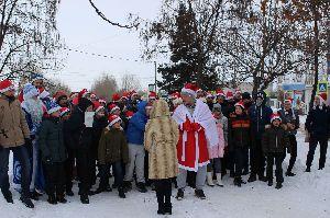 Всероссийский «Забег Дедов Морозов»