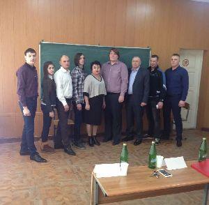 Защита выпускных квалификационных работ студентов кафедры строительных материалов и специальных технологий.