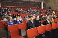 Встреча представителей ВолгГТУ с обучающимися образовательных организаций городского округа город Михайловка