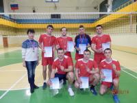 Первенство городского округа г. Михайловка по волейболу среди юношеских молодежных команд