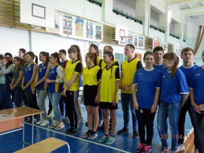 12 апреля 2017 года прошли командные соревнования по дартсу в зачет 6-й спартакиады студентов городского округа г. Михайловка.