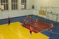 С 29 марта по 20 апреля прошли городские соревнования по волейболу.