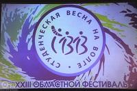 «Весна и талантливые студенты вновь встретились на сценах Волгограда»