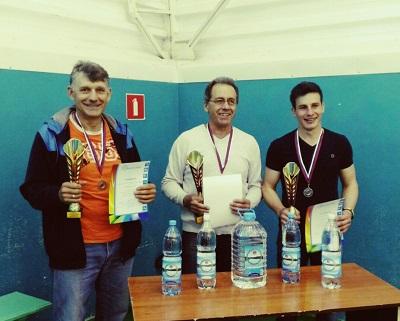 Открытый турнир по настольному теннису посвященный 72-ой годовщине Победы в Великой отечественной войне