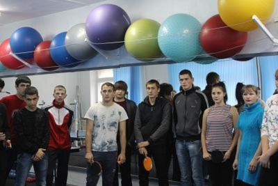 Личное первенство по настольному теннису среди студентов высшего и среднего профессионального образования