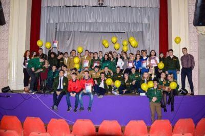 Студенческие отряды Волгоградской области подвели итоги Третьего Трудового семестра 2017 года