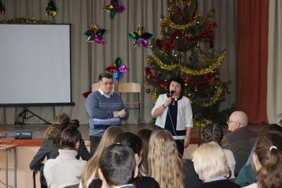 Встреча старшеклассников учебных заведений городского округа г. Михайловка с представителями Волгоградского государственного технического университета