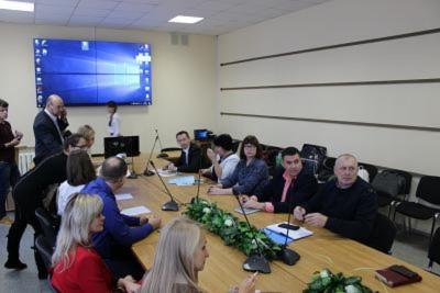 Молодежь участвует в благоустройстве городского округа город Михайловка