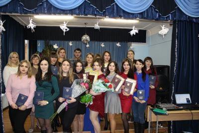 28 декабря состоялась торжественная церемония вручения дипломов выпускникам на отделении среднего профессионального образования