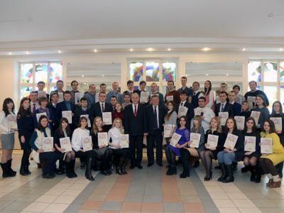 В региональном опорном техническом университете отметили День российского студенчества