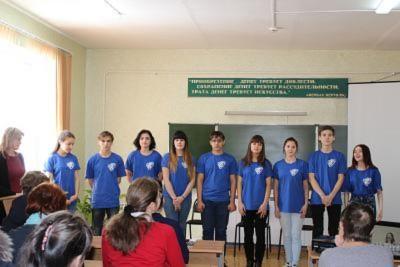10 февраля состоялся день открытых дверей в Себряковском филиале