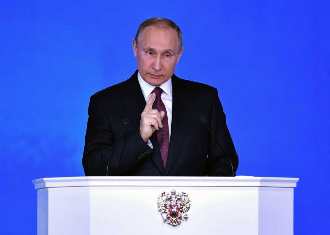 Послание президента Федеральному собранию: технологическое отставание – главный враг России