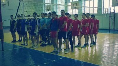Первенство городского округа по волейболу среди молодежных команд