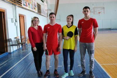 11 апреля прошло лично-командное первенство по настольному теннису, в зачёт VII Спартакиады студентов городского округа город Михайловка.