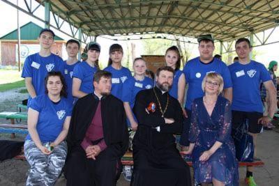 Студенты Себряковского филиала опорного университета приняли участие в VIII Межъепархиальном Православном марафоне