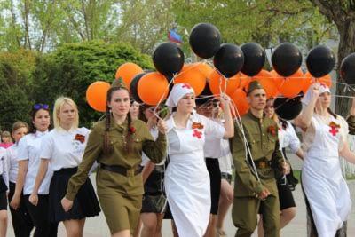 Студенты Себряковского филиала опорного Волгоградского государственного технического университетаприняли активное участие в ежегодной акции «По ком звонят колокола»