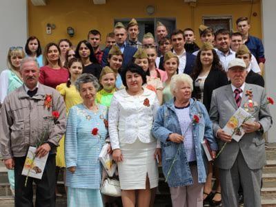 В стенах Себряковского филиала опроного Университета прошла ежегодная встреча студентов с ветеранами Великой Отечественной войны, тружениками тыла, вдовами.