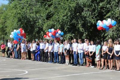 Новый учебный год в Себряковском филиале «Волгоградского государственного технического университета»