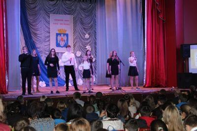 Церемония открытия муниципального этапа областного фестиваля «Волгоградская земля – Волгоградское качество»