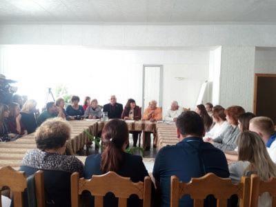 Студенты Себряковского филиала ВолгГТУ приняли участие в работе круглого стола