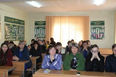 В Себряковском филиале опорного университета прошел День открытых дверей