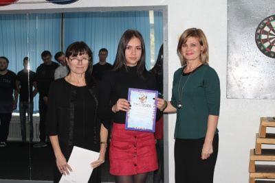 Внутривузовские соревнования по настольному теннису
