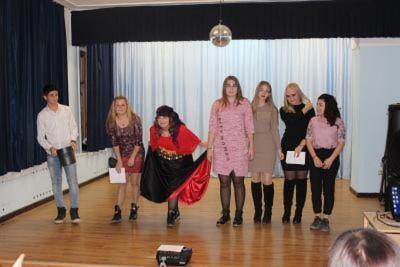 В Себряковском филиале опорного университета состоялось мероприятие, посвященное Дню студента
