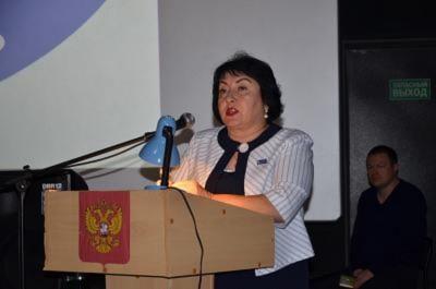 Открытый урок, посвященный развитию парламентаризма в Волгоградской области