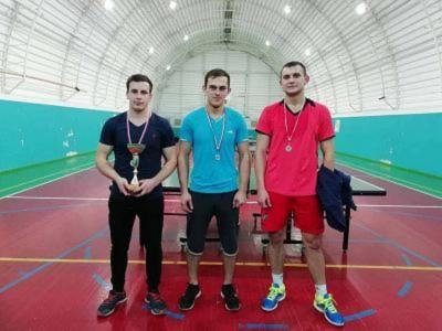 Студенты Себряковского филиала приняли участие в первенстве города Михайловка по настольному теннису