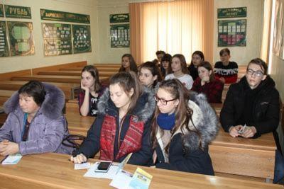 8 декабря в Себряковском филиале ВолгГТУ состоялся очередной День открытых дверей