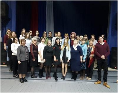 Студенты Себряковского филиала приняли участие в региональной олимпиаде
