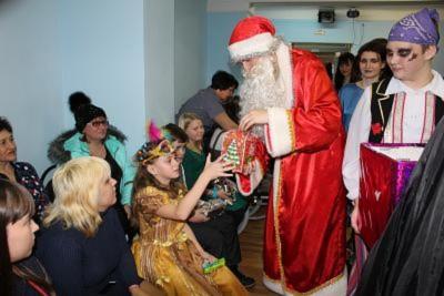 Благотворительная акция «Подари Детям Праздник!»