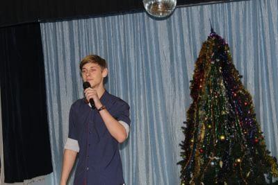 В Себряковском филиале ВолгГТУ состоялось новогоднее представление для студентов