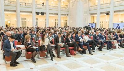 СФ принял участие в конференции СПбГЭУ «Архитектура университетского образования: современные университеты в условиях единого информационного пространства»