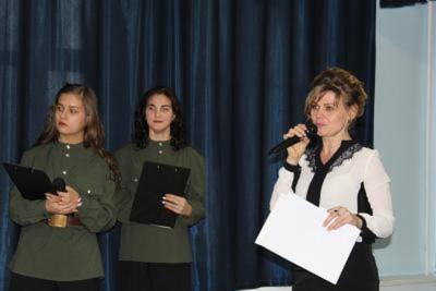 В стенах Себряковского филиала   ВолгГТУ прошло торжественное мероприятие,  посвященное Дню Защитника Отечества!