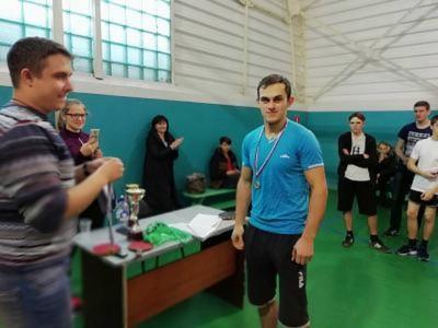 Турнир по настольному теннису, посвященный Дню защитника Отечества