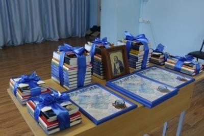 День православной книги в Себряковском филиале