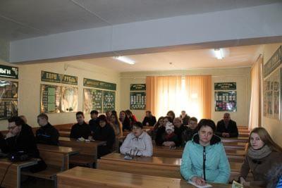 6 апреля в стенах СФ ВолгГТУ мы вновь встречали наших будущих абитуриентов