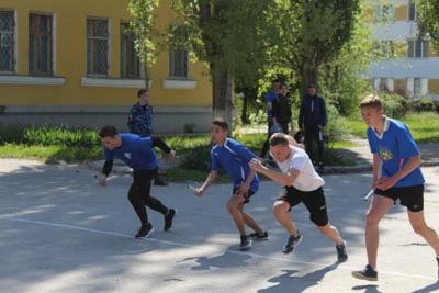 7 мая состоялась городская легкоатлетическая эстафета, посвященная 74-ой годовщине Победы в Великой Отечественной войне.