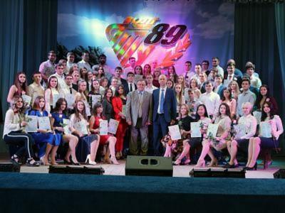 В опорном вузе состоялось торжественное мероприятие «Гордость политеха: XXI век»